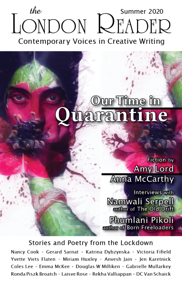 Cover of Our Time in Quarantine