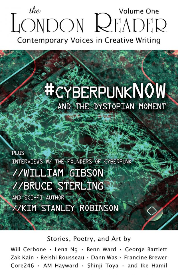 Cyberpunknow Cover