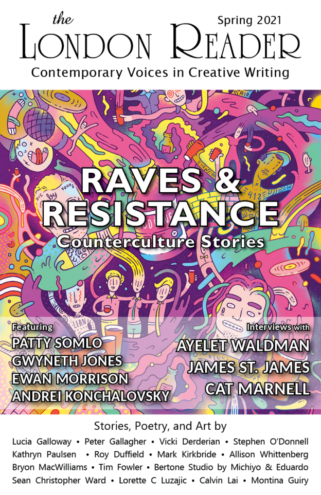 Raves & Resistance Cover Image